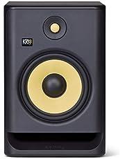 """KRK ROKIT 8 G4 8"""" Powered Studio Monitor, Black (RP8G4)"""