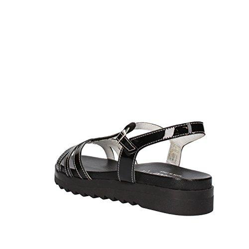 SUSIMODA sandali donna 38 EU nero vernice AG969