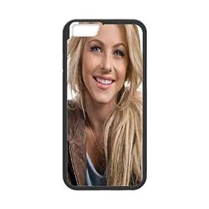 iPhone 6 4.7 Inch Phone Case Black Julianne Hough VZ5V3FLP Mobile Case