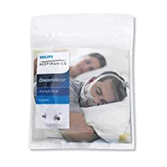 Size (Small) This is the replacement cushion for the Philips Respironics DreamWear Full Face CPAP Mask. Four cushion sizes: Small, Medium, MediumWide & Large are available. The DreamWear mask's full face cushion rests under the nose, prov...