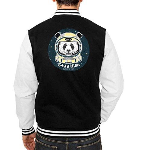Stay High College Vest Black Certified Freak