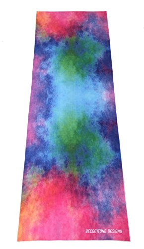 BECOMEONE DESIGNS - Premium Hot Yoga Towel - Extra Large (24