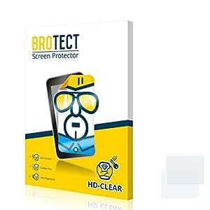 2x BROTECT HD-Clear Protector Pantalla Acer Extensa 500DX Película Protectora - Transparente, Anti-Huellas
