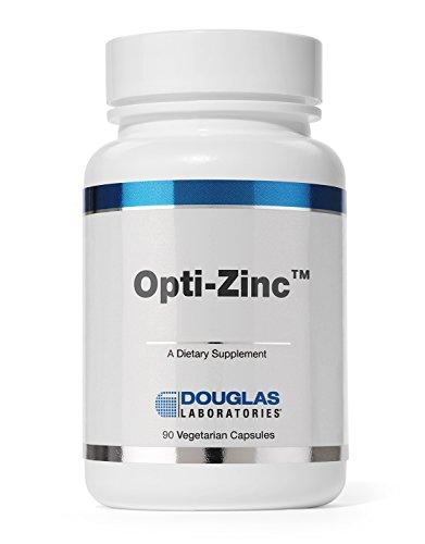Douglas Laboratories - Opti Zinc 30 mg. - Zinc Monomethionine Supports Immune Function, Reproductive Health, and Healthy Skin* - 90 Capsules
