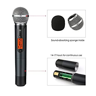 Wireless Microphone System Image