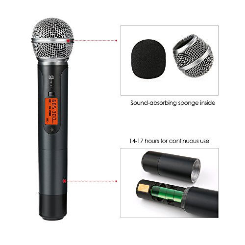 top 10 best wireless microphones for church top product reviews no place called home. Black Bedroom Furniture Sets. Home Design Ideas
