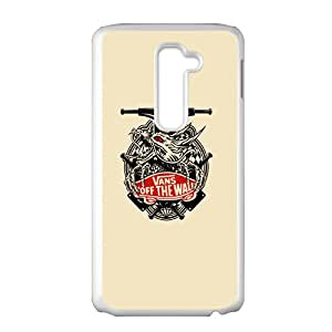 "Vans ""off the wall"" fashion cell phone case for LG G2"