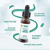 Dirty Mouth Gum Serum, Mouthwash with Natural