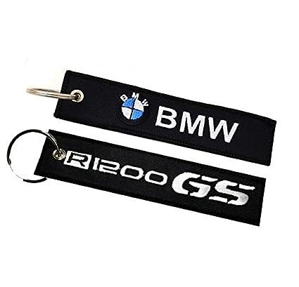 Moto Discovery BMW R1200GS Llavero Doble Cara