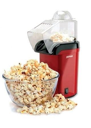 Zephir ZHC491 palomitas de maiz poppers - Palomitero (100 x 110 x 240 mm): Amazon.es: Hogar