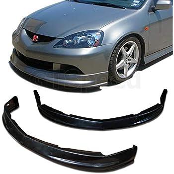 Aeroxx BLF-ACRX05CS 2005 to 2006 Acura RSX CS Style Polyurethane Front bumper Lip