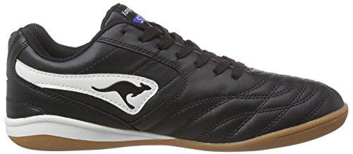 black Sneakers yard B Schwarz 3021 white 500 Homme Basses Kangaroos K nqBpTwxRAB