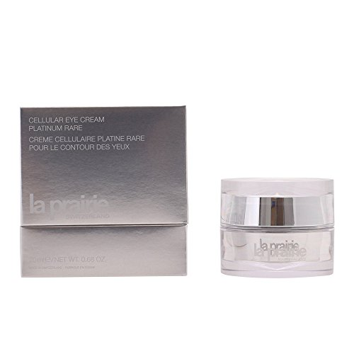 La Prairie Cellular Eye Cream Platinum Rare for Unisex, 0.68 Ounce by La Prairie