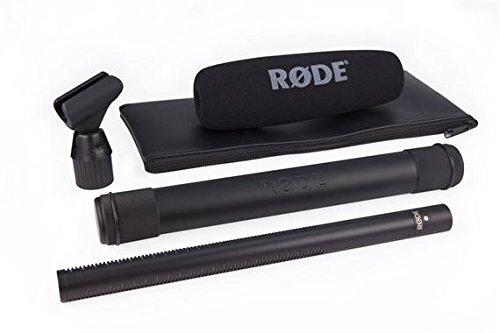 Rode NTG3B Super-Cardioid Condenser Shotgun Microphone, Black