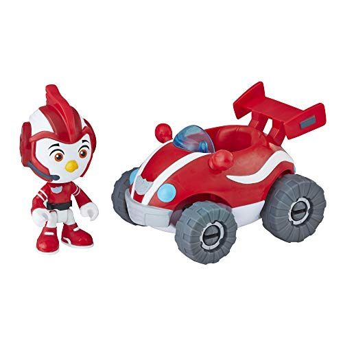 Top Wing Rod Figure & Vehicle