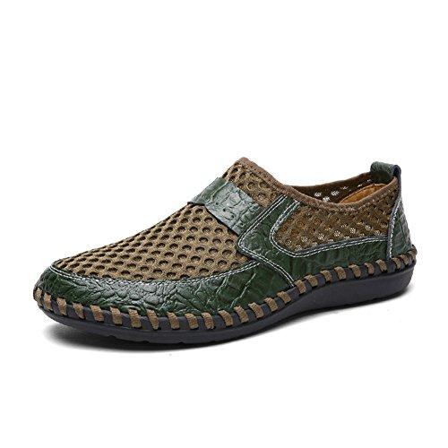 Zapatos casuales transpirables verano/zapatos de meter/Hombres zapatos de moda B
