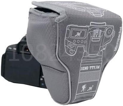 Color : Camouflage Pinyu Waterproof Camera Bag Case Cover for Sony A7R3 A7R HX90 HX60 HX50 RX100 IV RX100V RX100 RX100II M5 NEX-5T5RA5100A5000A6000A6300