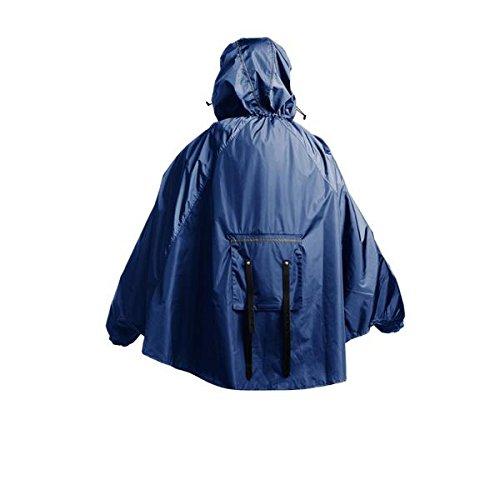 Rain Lluvia Brooks De John Cape Boultbee Azul Poncho Cambridge qx7pF7vw