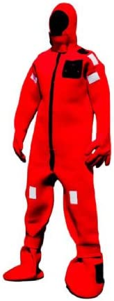 Mustang Adult Small Survival Neoprene Solas Immersion Suit