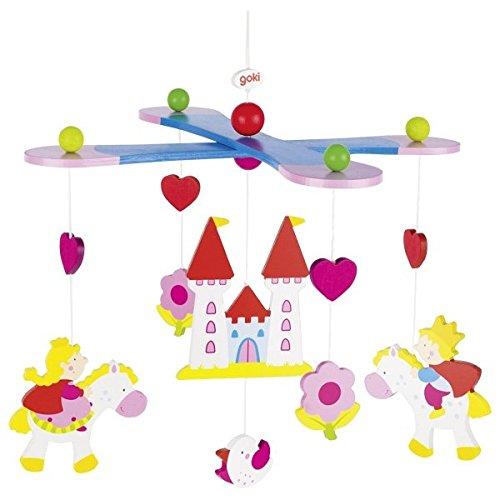 Goki ''Prince and Princess'' Toy Mobile