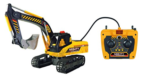 DICKIE 1:14 Remote Control Mighty Excavator Vehicle