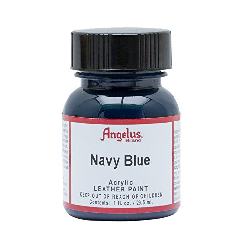 Angelus Acrylic Paints 1oz Color Navy Blue