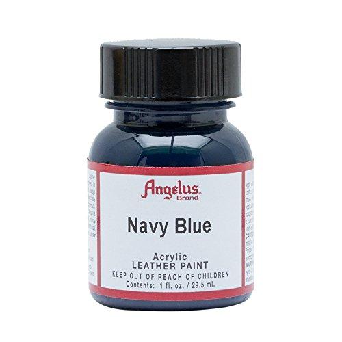 - Angelus Acrylic Paints 1oz Color Navy Blue