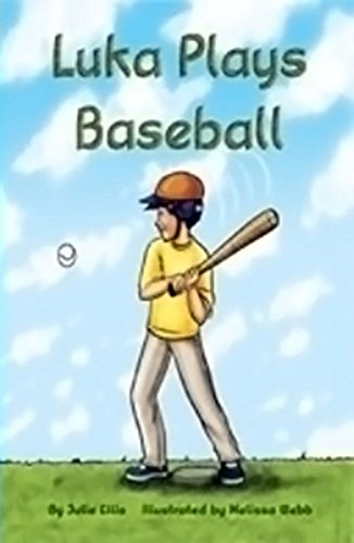 Download Rigby Flying Colors: Leveled Reader Bookroom Package Green Luka Plays Baseball pdf epub