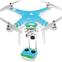 Skin For DJI Phantom 3 Professional – Gamer Landscape | MightySkins Protective, Durable, and Unique Vinyl Decal wrap cover | Easy To Apply, Remove, and Change Styles | Made in the USA