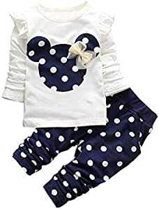 Bela baby Blue Baby Clothing Set For Girls