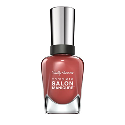 Sally Hansen Complete Salon Manicure, Ginger Zinger, 0.5 Fluid Ounce