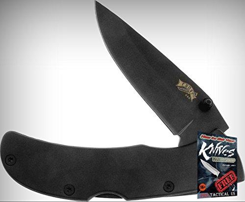 F18439 Folding Limited Elite Knife Frost Lockback 4