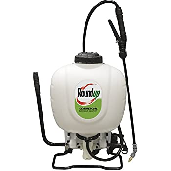 Amazon.com : Roundup 190426 Commercial Backpack Sprayer