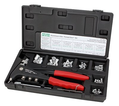 Aircraft Tool Supply Heavy-Duty Rivenut Kit