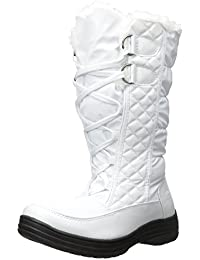 Amazon.com: White - Snow Boots / Outdoor: Clothing, Shoes & Jewelry