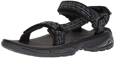 Teva Terra FI 4, Mens Shoes, Red (Firetread Midnight), 7 US