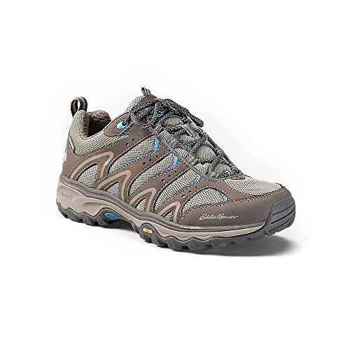Eddie Bauer Women's Lukla Pro Waterproof Lightweight Hiker, Mushroom Regular 7M
