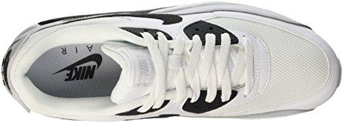 white 90 Scarpe Platinum Air Essential white Nike pure Ginnastica Max Bianco Da black U6wESq