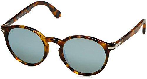 991849d84 Persol Sunglasses For Men, Grey PO3171S 10523049 49 mm: Amazon.ae
