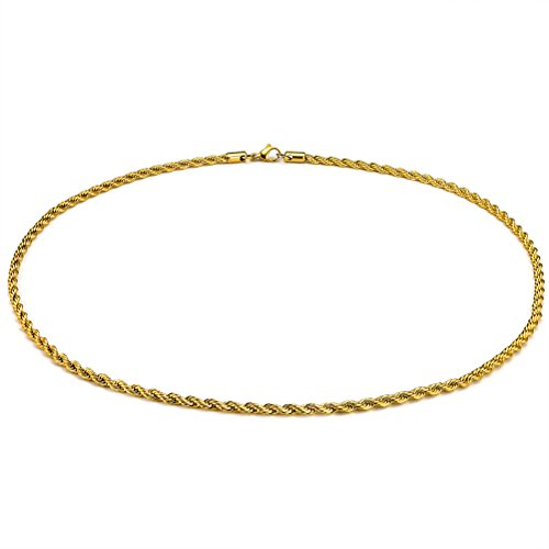 4 Mm Rope Chain - 5