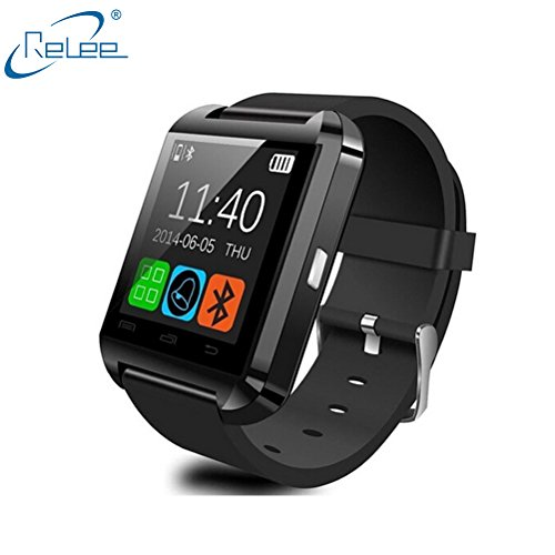 U8 Bluetooth Smart Watch Phone WristWatch for IOS Android iphone/Samsung/HTC (White) - 5