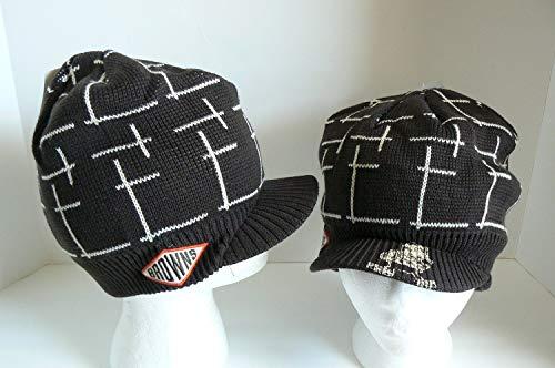 Reebok NFL Retro Sport Authentic Onfield Cleveland Browns Billed Visor Beanie Hat Cap Lid