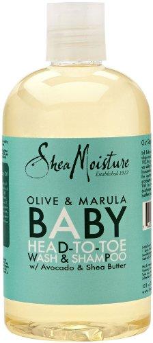 Shea Moisture Olive Marula Shampoo