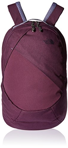 The North Face Women's Isabella Backpack Blackberry Wine Heather/Folkstone Gray One - Face North Sunglasses