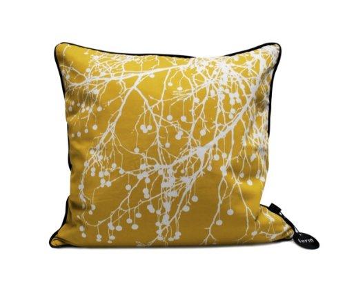 Ferm Living - Cojín arbol Bomb - Color : Curry: Amazon.es: Hogar