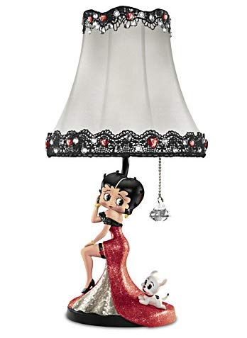 Betty Boop De-Light-Fully Dolled Up Lamp - 17