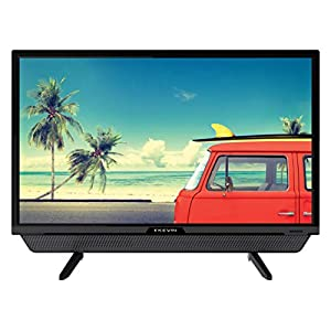 Kevin 61 cm (24 Inches) HD Ready LED TV KN24832 (Black) | With Inbuilt Soundbar