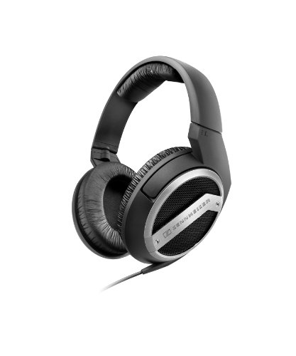 (Sennheiser HD 449 Headphones Black (Discontinued by Manufacturer))