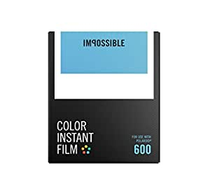 Impossible PRD4514 Polaroid 600 and Instant Lab Film, Color