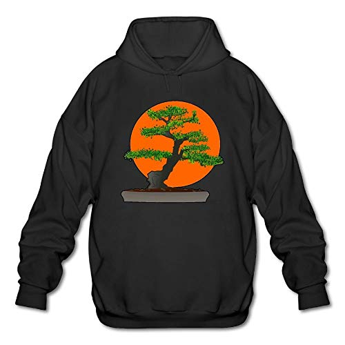 RDSMZ Karate Kid Bonsai Tree Fashion Boy Long Sleeve Hoodie Pullover Sweatshirt Jackets -